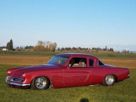 1953 Studebaker Champion for sale at Classic Car Deals in Cadillac MI