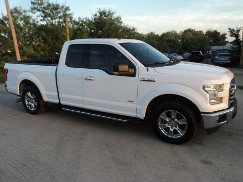 2015 Ford F-150 for sale at SPORT CITY MOTORS in Dallas TX