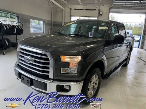2017 Ford F-150 for sale at KEN BARRETT CHEVROLET CADILLAC in Batavia NY