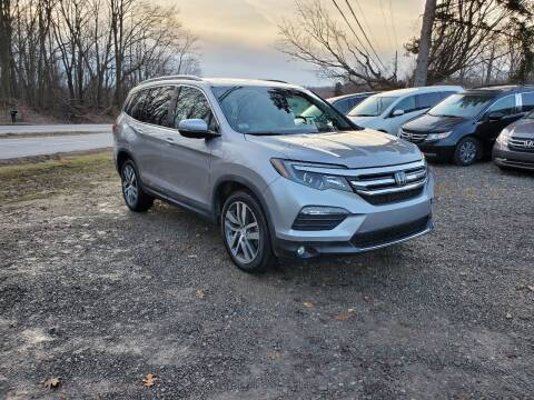 2016 Honda Pilot for sale at US-Euro Auto in Burton OH
