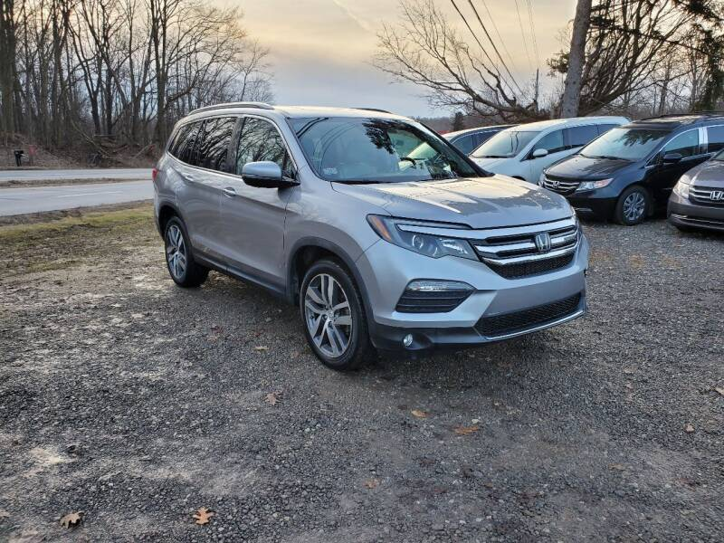 2016 Honda Pilot for sale at US-Euro Auto in Burton OH
