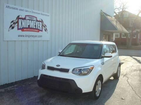 2016 Kia Soul for sale at Team Knipmeyer in Beardstown IL