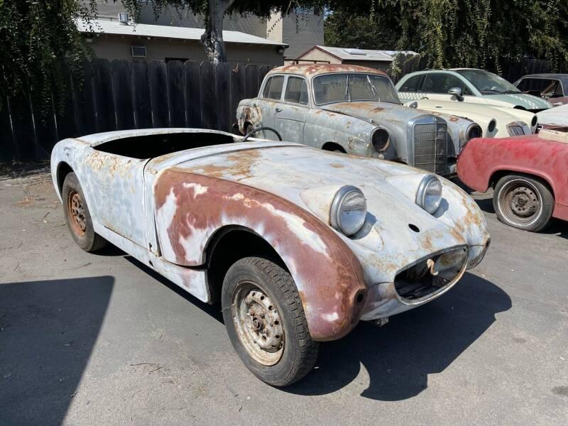 1961 Austin Healey Bugeye Sprite for sale at Dodi Auto Sales in Monterey CA