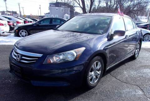 2011 Honda Accord for sale at Top Line Import in Haverhill MA