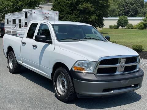 2011 RAM Ram Pickup 1500 for sale at ECONO AUTO INC in Spotsylvania VA