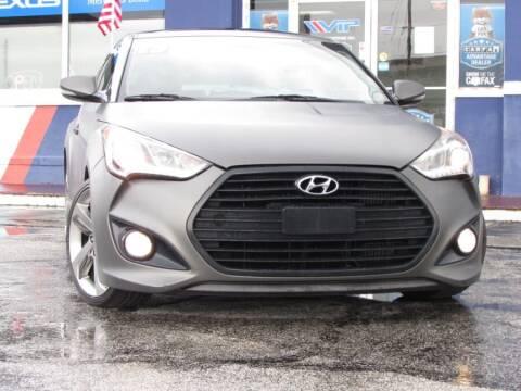2013 Hyundai Veloster for sale at VIP AUTO ENTERPRISE INC. in Orlando FL