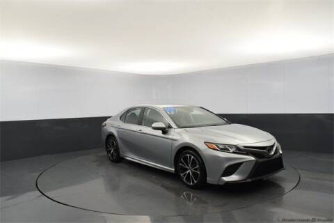 2019 Toyota Camry for sale at Tim Short Auto Mall 2 in Corbin KY