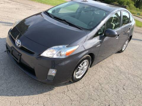 2010 Toyota Prius for sale at Supreme Auto Gallery LLC in Kansas City MO