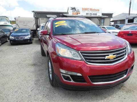 2014 Chevrolet Traverse for sale at DMC Motors of Florida in Orlando FL
