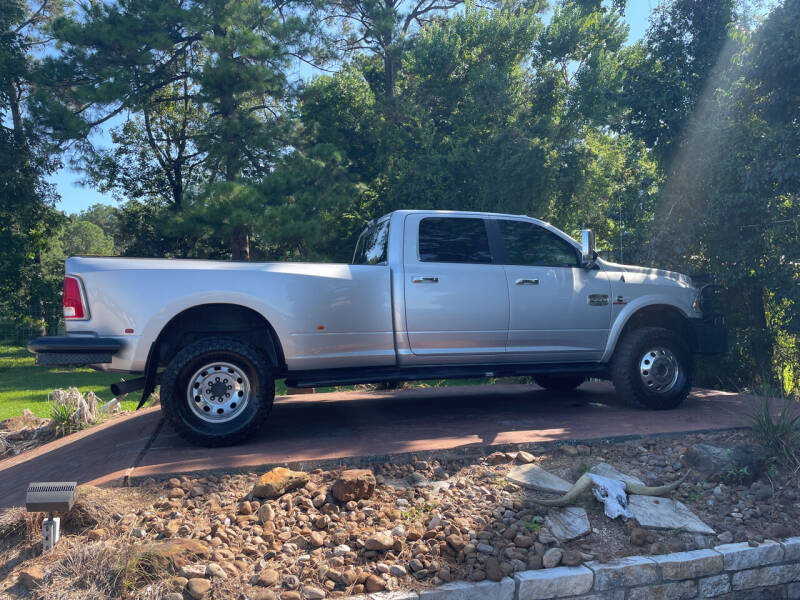 2014 RAM Ram Pickup 3500 for sale at Texas Truck Sales in Dickinson TX