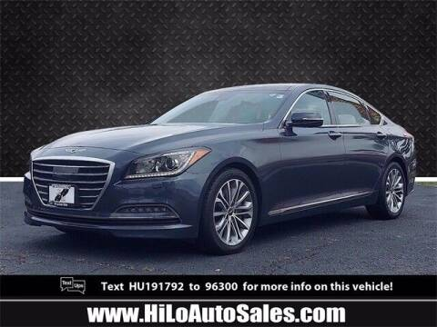 2017 Genesis G80 for sale at BuyFromAndy.com at Hi Lo Auto Sales in Frederick MD