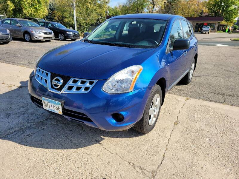 2011 Nissan Rogue for sale at Prime Time Auto LLC in Shakopee MN