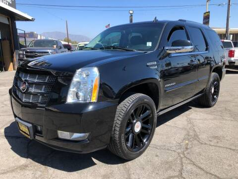 2013 Cadillac Escalade for sale at BEST DEAL MOTORS  INC. CARS AND TRUCKS FOR SALE in Sun Valley CA