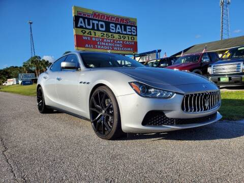 2015 Maserati Ghibli for sale at Mox Motors in Port Charlotte FL