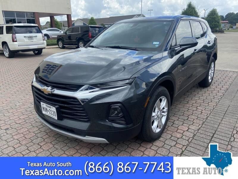 2019 Chevrolet Blazer for sale in Houston, TX