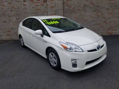 2011 Toyota Prius for sale at GTR Auto Solutions in Newark NJ