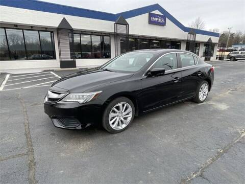 2016 Acura ILX for sale at Impex Auto Sales in Greensboro NC