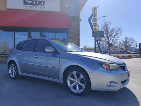 2011 Subaru Impreza for sale at 719 Automotive Group in Colorado Springs CO