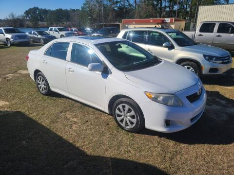 2009 Toyota Corolla for sale at Lakeview Auto Sales LLC in Sycamore GA