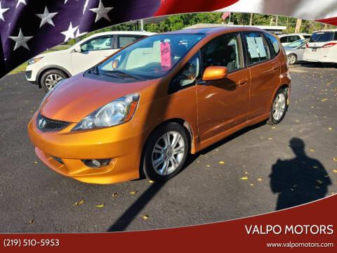 2011 Honda Fit for sale at Valpo Motors in Valparaiso IN