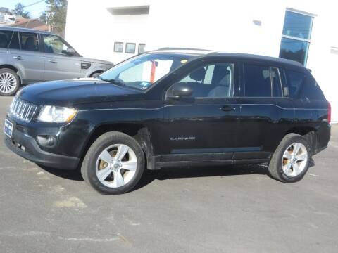 2012 Jeep Compass for sale at Price Auto Sales 2 in Concord NH