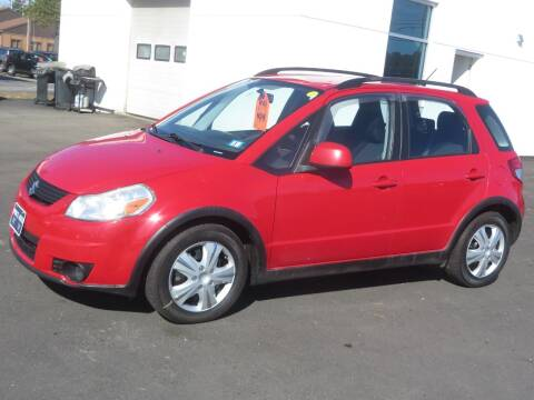 2011 Suzuki SX4 Crossover for sale at Price Auto Sales 2 in Concord NH