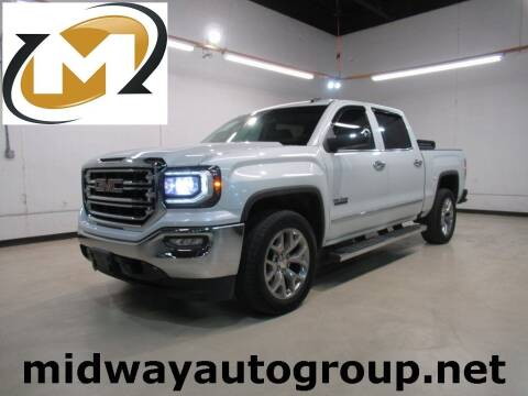 2018 GMC Sierra 1500 for sale at Midway Auto Group in Addison TX
