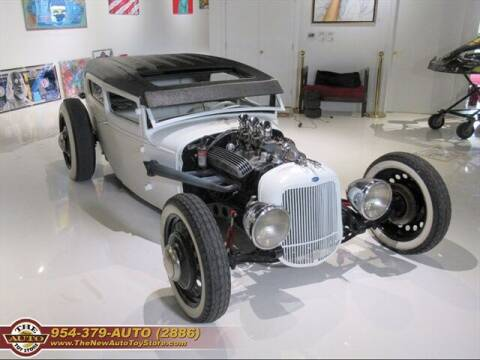 1930 Ford Rat Rod for sale at The New Auto Toy Store in Fort Lauderdale FL