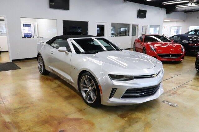 2017 Chevrolet Camaro for sale at RPT SALES & LEASING in Orlando FL