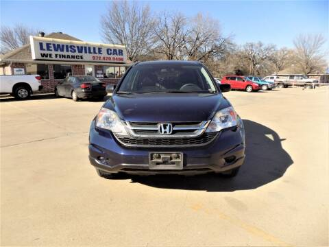 2011 Honda CR-V for sale at Lewisville Car in Lewisville TX