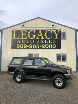 1991 Toyota 4Runner for sale at Legacy Auto Sales in Toppenish WA