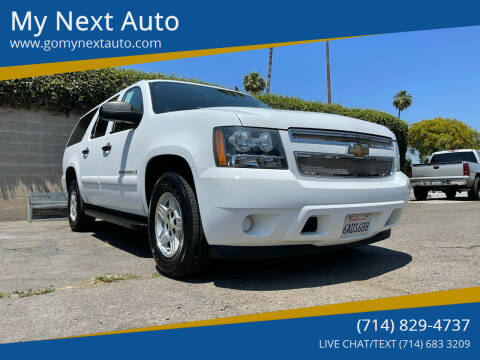 2007 Chevrolet Suburban for sale at My Next Auto in Anaheim CA