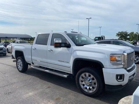 2016 GMC Sierra 2500HD for sale at Jerry's Buick GMC in Weatherford TX