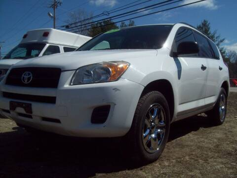 2012 Toyota RAV4 for sale at Frank Coffey in Milford NH