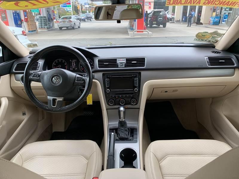 2015 Volkswagen Passat 1.8T SE PZEV 4dr Sedan 6A - Elizabeth NJ