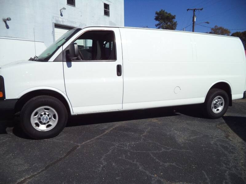 2014 Chevrolet Express Cargo for sale at H and H Truck Center in Newport News VA