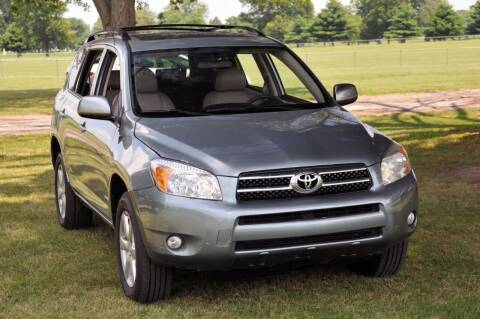 2008 Toyota RAV4 for sale at Auto House Superstore in Terre Haute IN