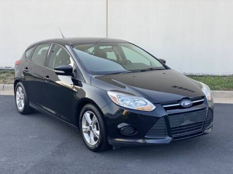 2014 Ford Focus for sale at SEIZED LUXURY VEHICLES LLC in Sterling VA