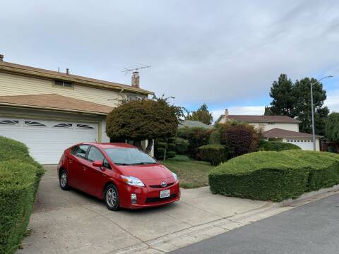 2011 Toyota Prius for sale at Blue Eagle Motors in Fremont CA