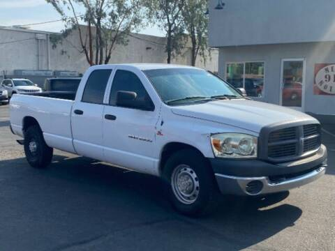 2006 Dodge Ram Pickup 2500 for sale at Brown & Brown Auto Center in Mesa AZ