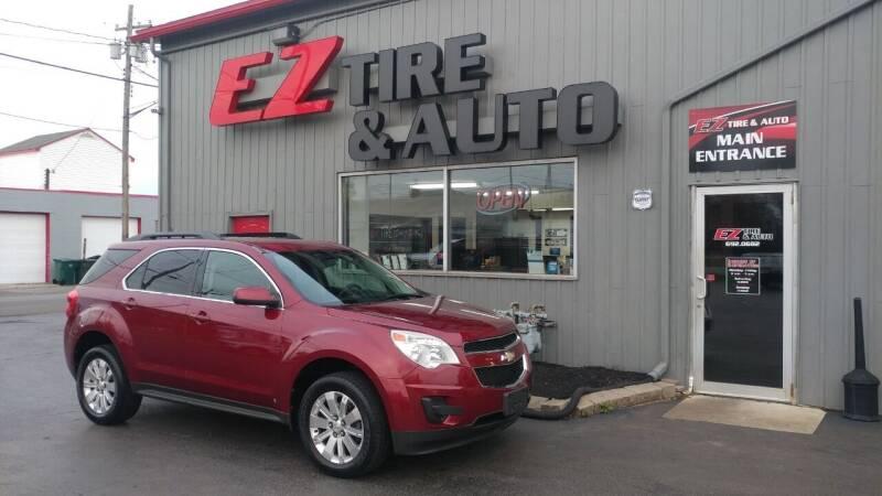 2010 Chevrolet Equinox for sale at EZ Tire & Auto in North Tonawanda NY