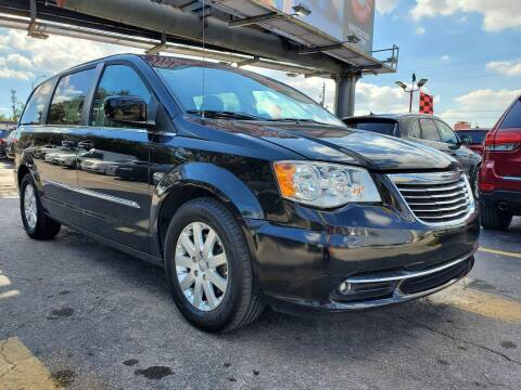 2015 Chrysler Town and Country for sale at America Auto Wholesale Inc in Miami FL