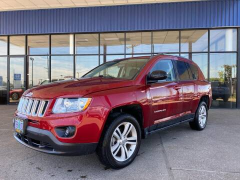 2012 Jeep Compass for sale at South Commercial Auto Sales in Salem OR