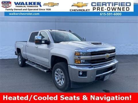 2019 Chevrolet Silverado 3500HD for sale at WALKER CHEVROLET in Franklin TN