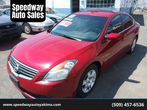 2009 Nissan Altima for sale at Speedway Auto Sales in Yakima WA