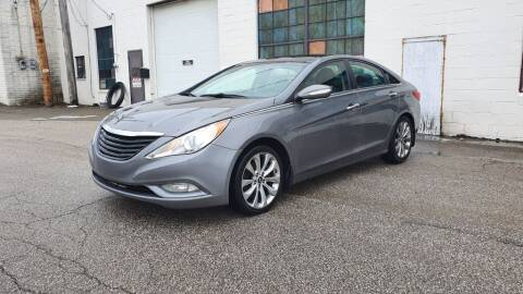 2012 Hyundai Sonata for sale at JT AUTO in Parma OH