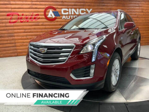 2018 Cadillac XT5 for sale at Dixie Motors in Fairfield OH