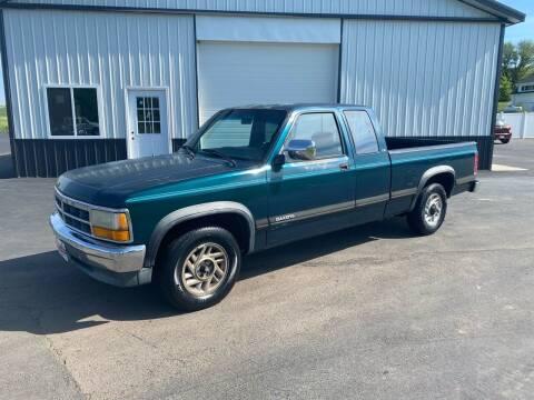 1993 Dodge Dakota for sale at Highway 9 Auto Sales - Visit us at usnine.com in Ponca NE