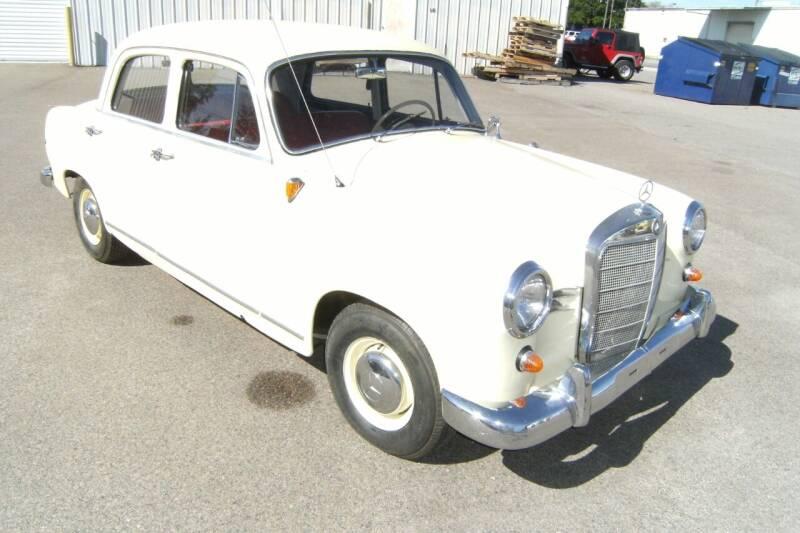 1961 Mercedes-Benz 190-Class for sale in Largo, FL