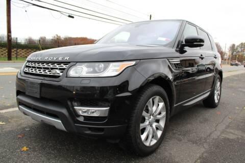 2016 Land Rover Range Rover Sport for sale at Vantage Auto Wholesale in Lodi NJ